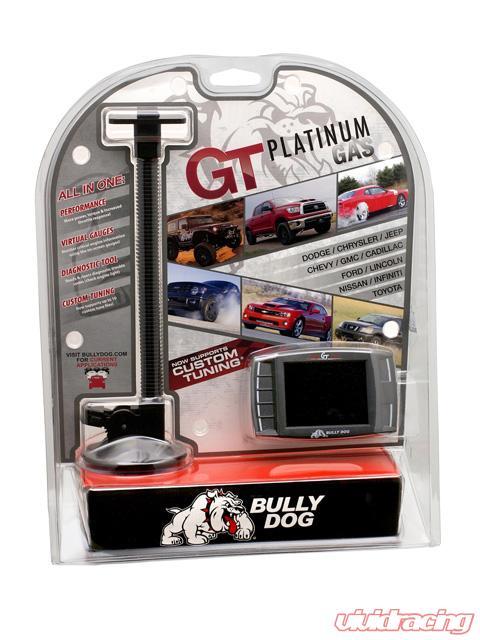 Bully Dog Triple Dog Platinum GT Gas Tuner and Gauge 40417