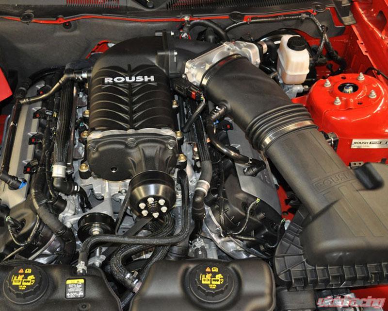 421140 Roush Supercharger Tuner Kit For Ford Mustang Gt 4v V8