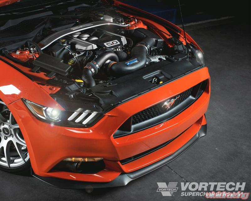 Vortech V 3 Si Trim Supercharging System With Air/Water Cooler Satin Finish