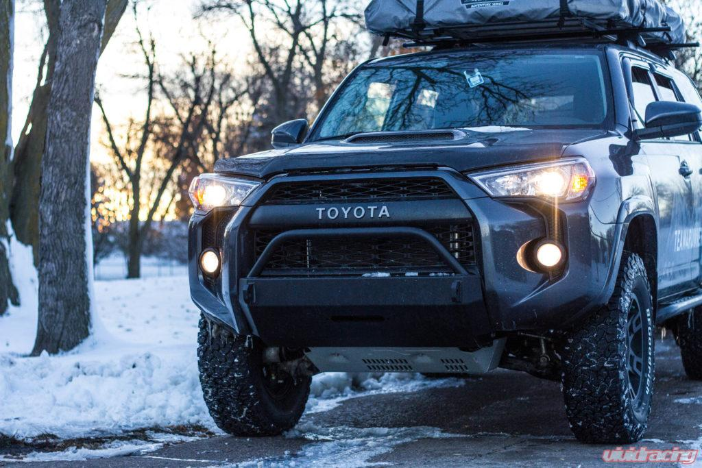 Southern Style Offroad Slimline Hybrid Front Bumper Toyota 4runner 14 18 4r H Pc