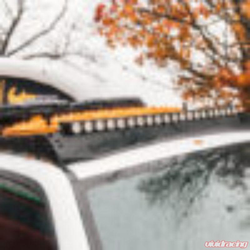 Prinsu Design Studio 4Runner Full Roof Rack Standard Wind Deflector Toyota  4Runner 10-18 T4R5