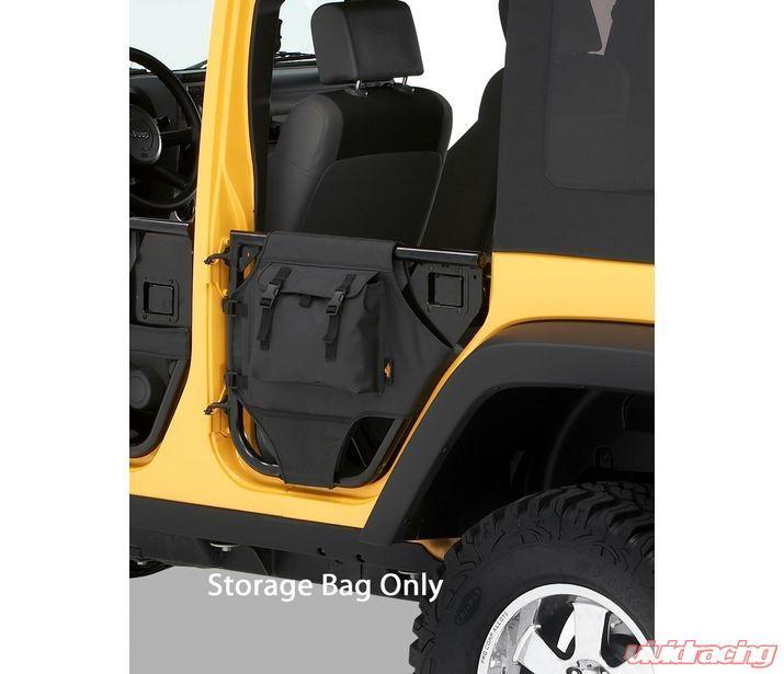Jeep JK Unlimited Storage Bags Element Doors HighRock 4X4 Rear 07-17 Jeep Wrangler JK  sc 1 st  Vivid Racing & 51814-35 | Jeep JK Unlimited Storage Bags Element Doors HighRock 4X4 ...