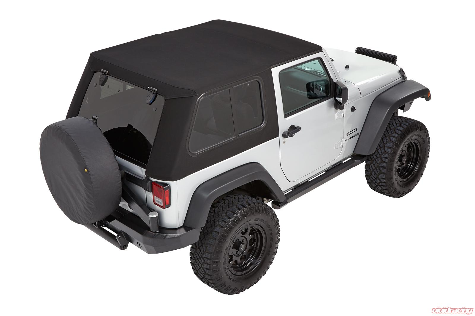 Jeep Jk Soft Top Trp Pro Hybrid 07 17 Wrangler 2 Door
