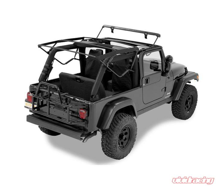 Jeep Wrangler Soft Top >> 55003 01 Jeep Tj Soft Top Replacement Bow Kit 04 06 Jeep Wrangler