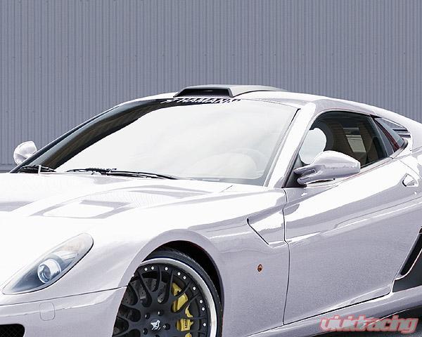 Hamann Carbon Fiber Roof Scoop Ferrari 599+ Image