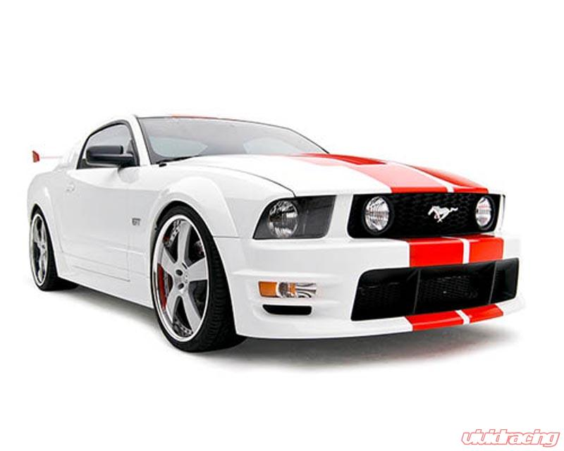 3dcarbon 11pc Body Kit Ford Mustang Gt 05 09