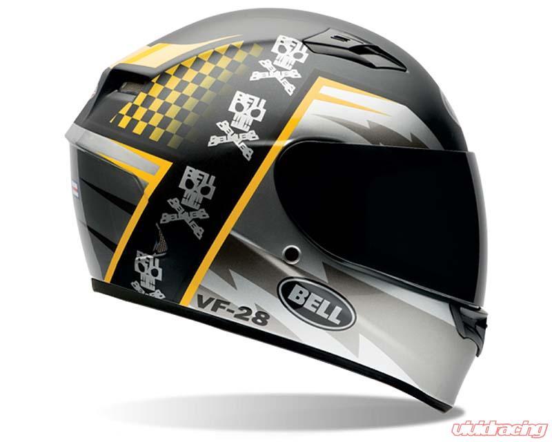 Bell Racing Helmets >> Bell Racing Qualifier Airtrix Battle Helmet 57 58 Md