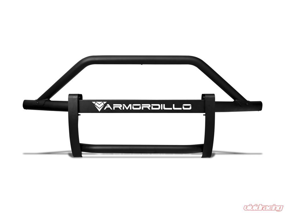 Armordillo USA AR PreRunner Grill Guard Matte Black Chevrolet - Silverado rectangular coffee table