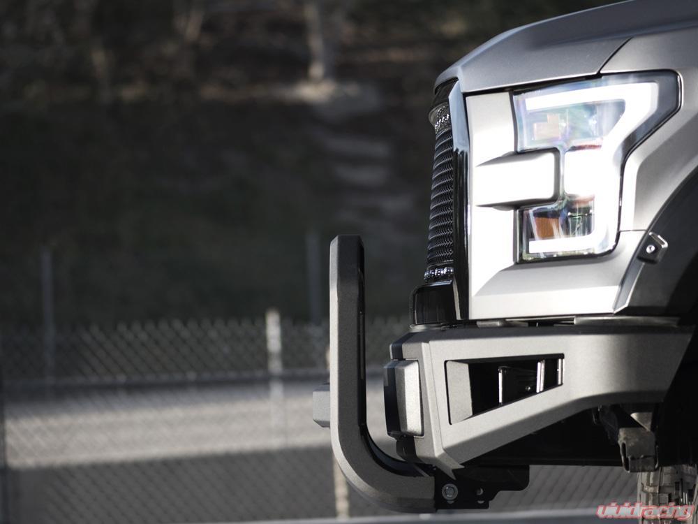 Armordillo USA 7179929 AR Series Bull Bar W//LED Fits 2004-2015 Nissan Titan Matte Black W//Aluminum Skid Plate