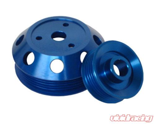 RalcoRZ Light Weight Crank Pulley Mazda RX8 04 08   914906