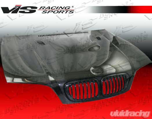 Vis Racing Carbon Fiber E92 M3 Style Hood Bmw 330ci E46 2dr 01 03