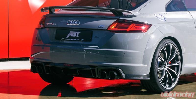 Abt Sportline Rear Skirt Set Audi Tt Rs 18 19