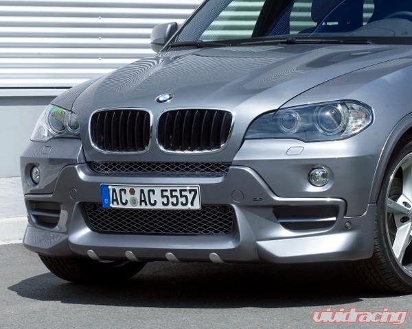 Ac Schnitzer Front Skirt Bmw X5 E70 Without M Sports Package 07 10