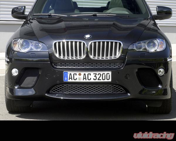 Ac Schnitzer Front Spoiler Without Grille Bmw X6 E71 Without Side