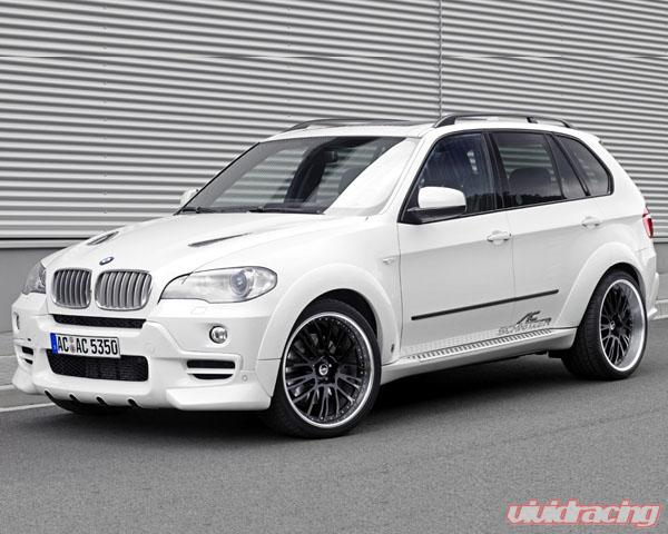 Ac Schnitzer Falcon Wide Body Full Kit Bmw X5 E70 Without M Sports Package 07 10
