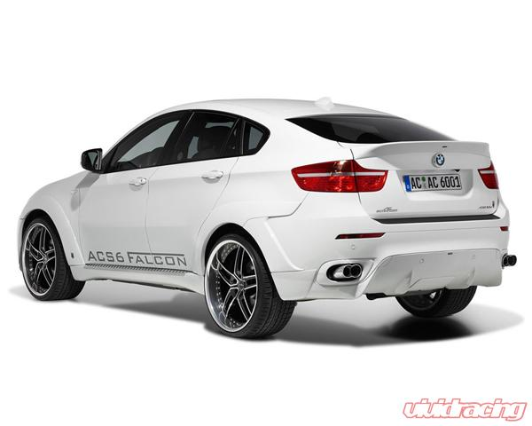Ac Schnitzer Falcon Wide Body Upgrade Without Hood Vents Bmw X6 E71