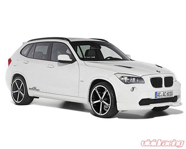 ac schnitzer acs1 aero kit bmw x1 e84 without m technik. Black Bedroom Furniture Sets. Home Design Ideas