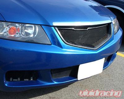 312 Motoring fits 2004-2008 Acura TSX Lower Chrome Grille Grill KIT 2005 2006 2007 04 05 06 07 08