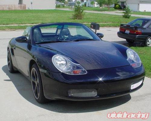 Advan Carbon OEM Style Carbon Fiber Hood Porsche Boxster 986 98-04