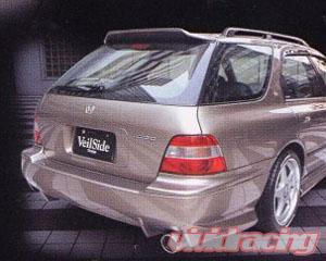 1997 honda accord wagon exhaust