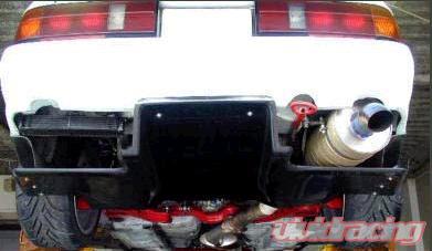RE Amemiya Carbon Rear Under Diffuser Mazda RX-7 FC3S 86-92
