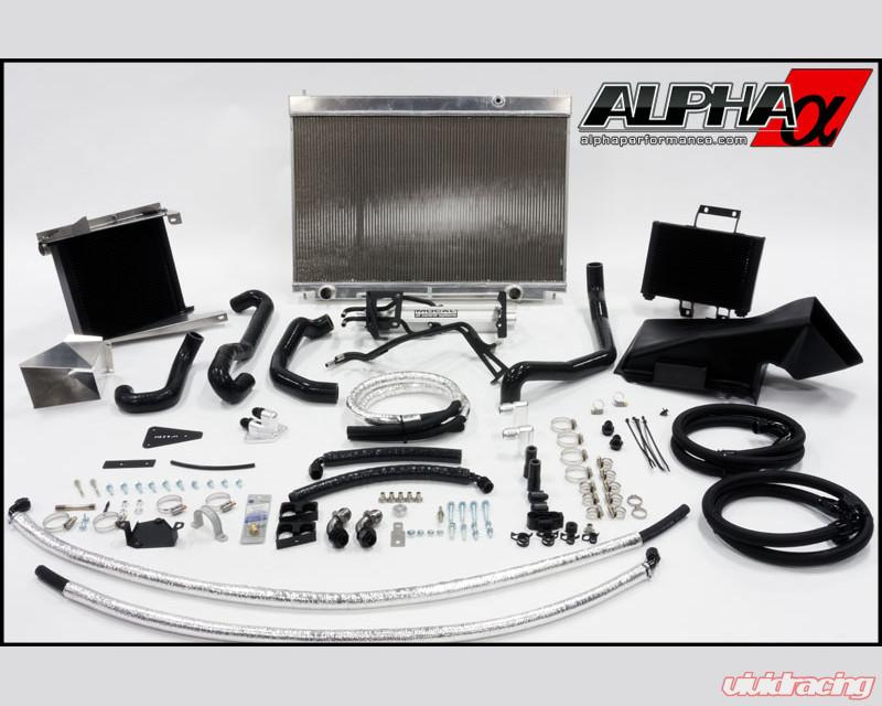 AMS Performance Race Cooling Kit Nissan GT-R R35 09-18