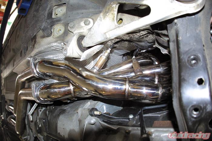 Agency Power Racing Headers Bmw M3 E46 01 05