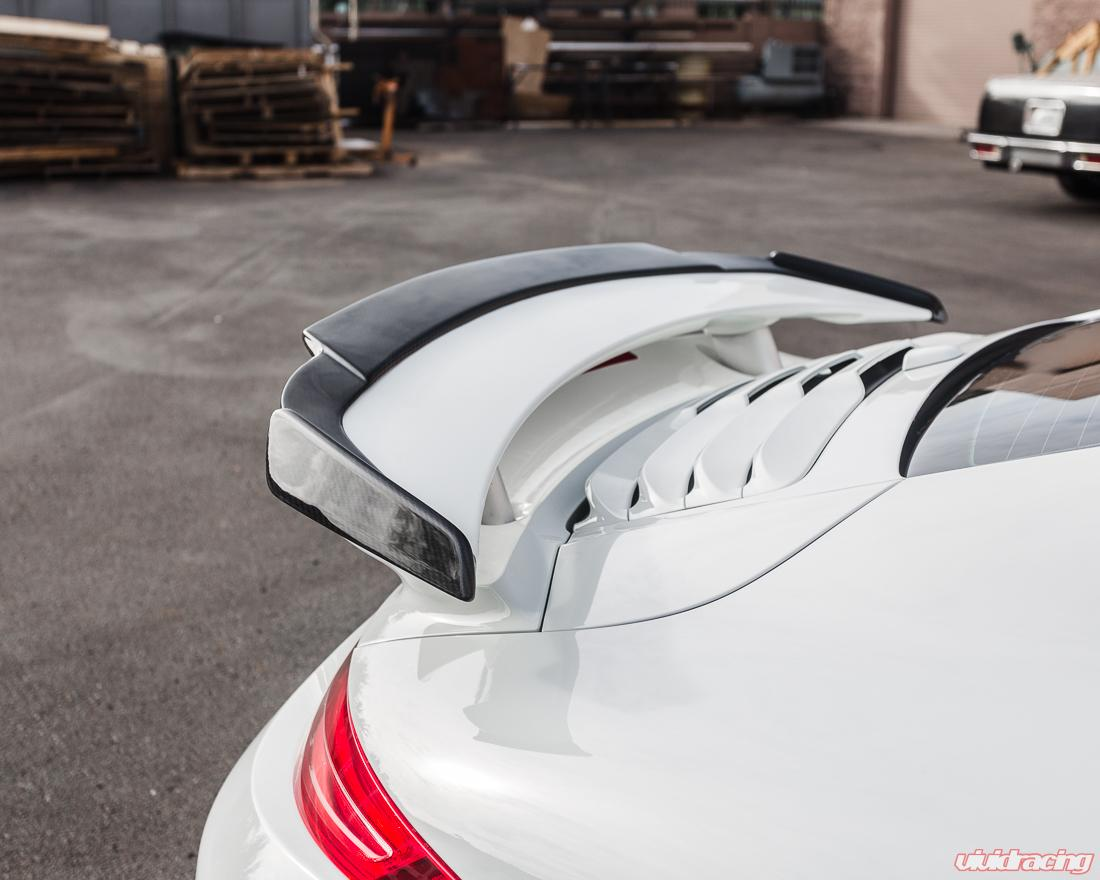 Agency Power Aeroform Carbon Fiber Wing Lip Spoiler