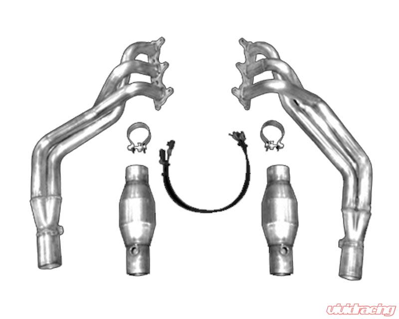 American Racing 1 34 X 2 12 Headers Wo Catalytic See More Parts For Your Chevrolet Camaro: 2010 Chevrolet Camaro Catalytic Converter At Woreks.co