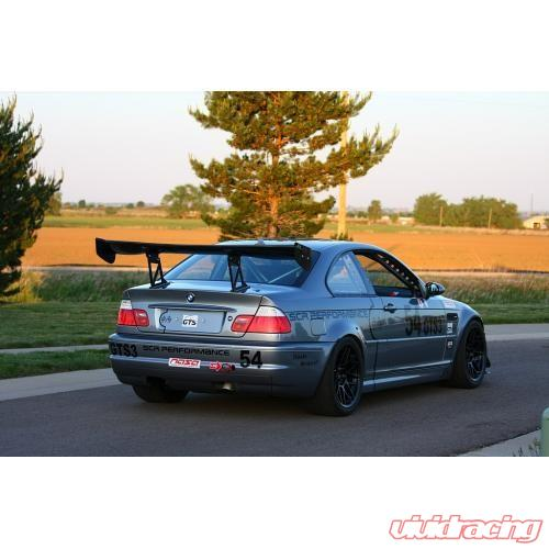 APR GTC-300 Adjustable Carbon Wing BMW E46 M3 01-05