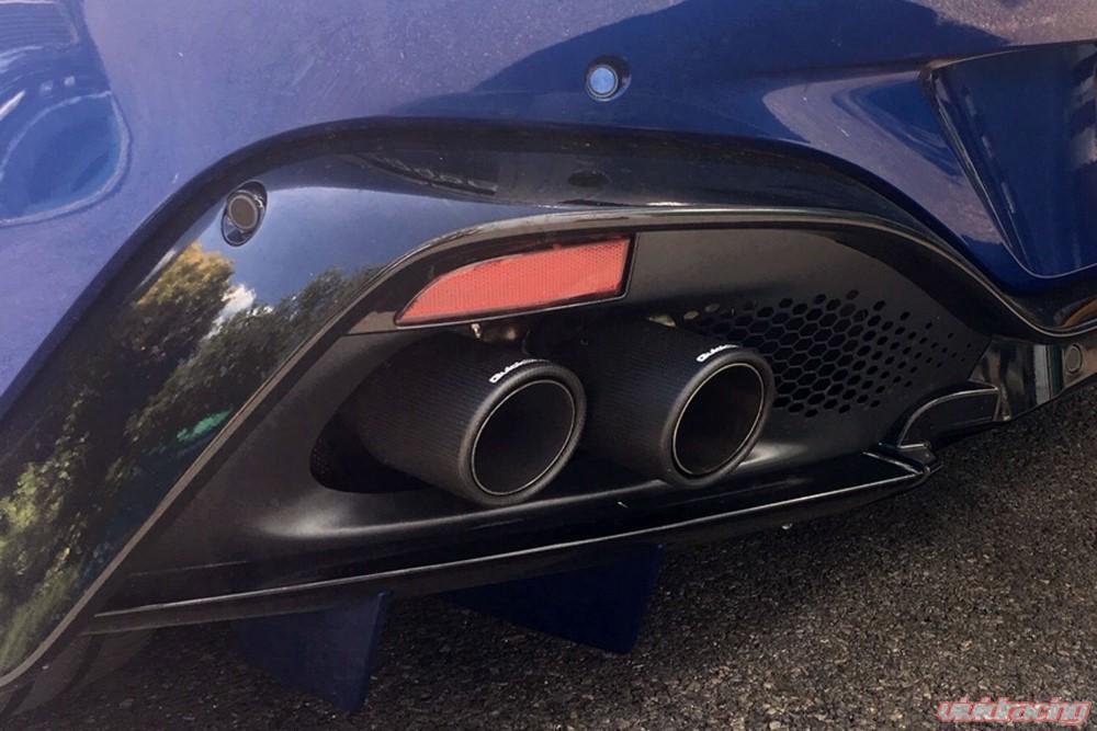 Quicksilver Active Valve Sport Exhaust Aston Martin Vantage 2018 As247s