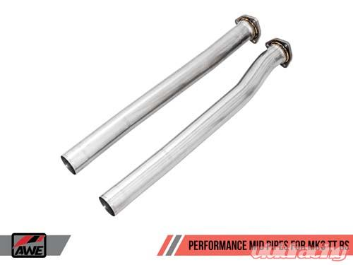 AWE Tuning Performance Mid Pipes Audi 8V RS 3 2 5T 17-19