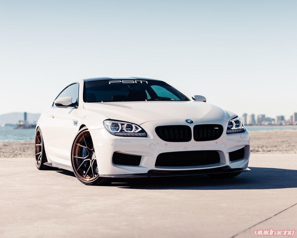 Bmw M6 Carbon: PSM Dynamic Carbon Fiber Widebody Kit BMW M6