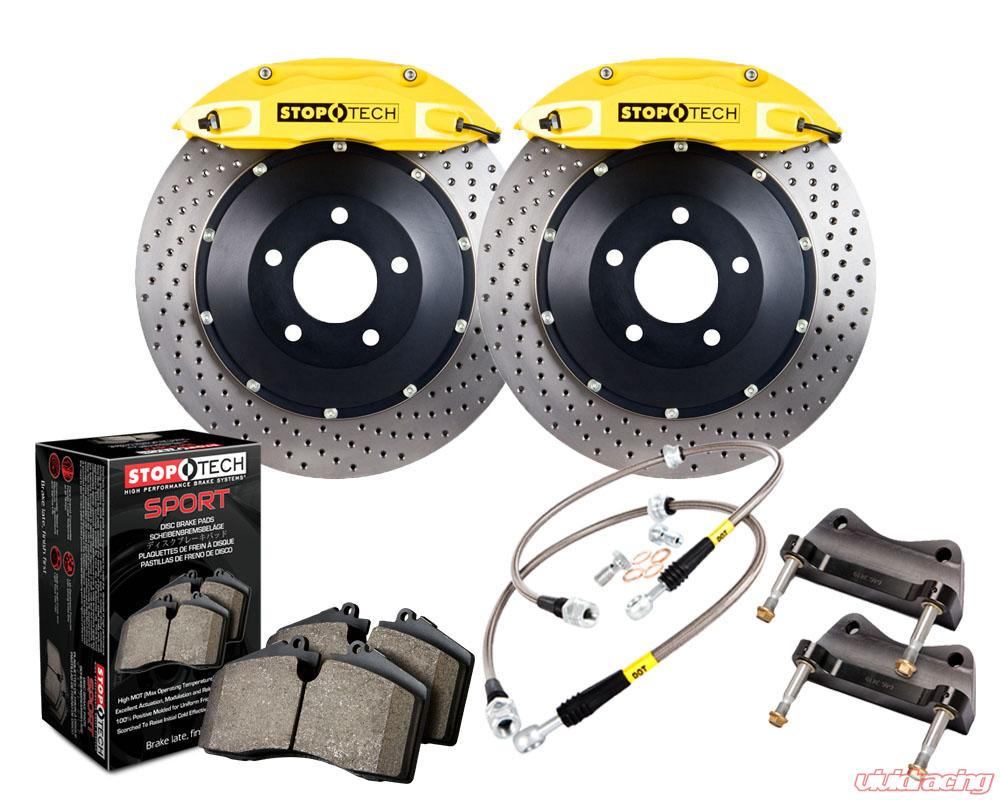 Stoptech Brake Kit >> Stoptech Big Brake Kit 2 Piece Rotor Front Bmw Front