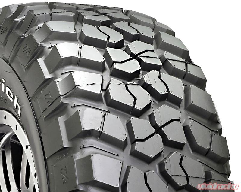 Off Road Tire Tread Pattern Mud Tires Surfboard 17 Inch