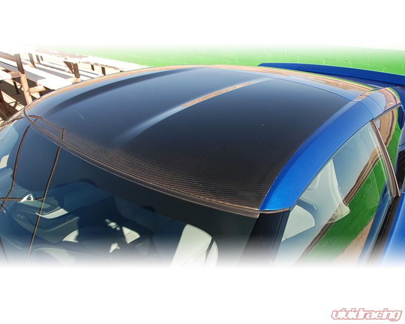 Bkcc14 Ac80020rtc Advan Carbon Oem Style Dry Carbon Roof Chevrolet