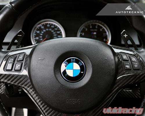 NASDIZL Car Paddle Shift Paddles,Fit for BMW E9X M3 E90 E92 E93 M3