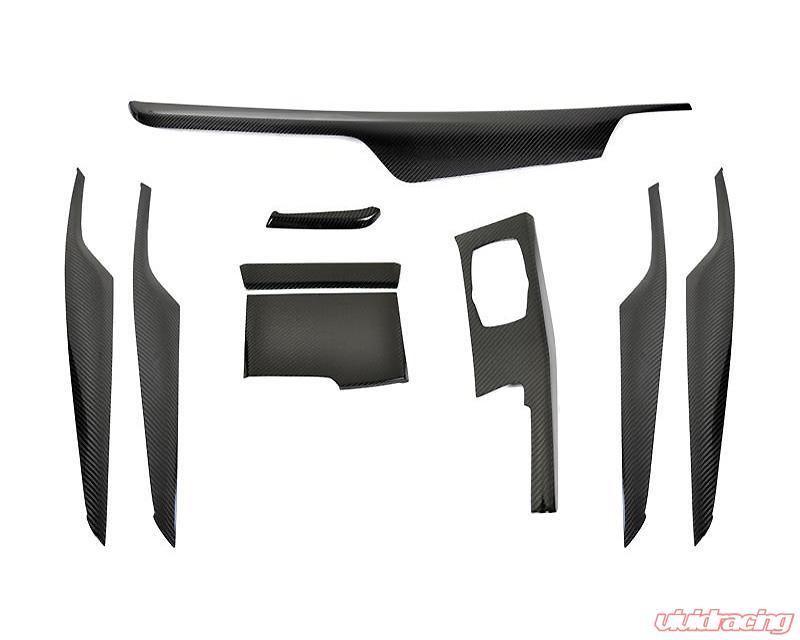 Auto Tecknic Dry Carbon Fiber Interior Trim Set BMW 5-Series G30 | M5 F90  17-20