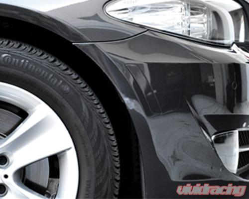 Autotecknic Painted Reflectors Carbon Black 416 Bmw F10 5 Series 10 16