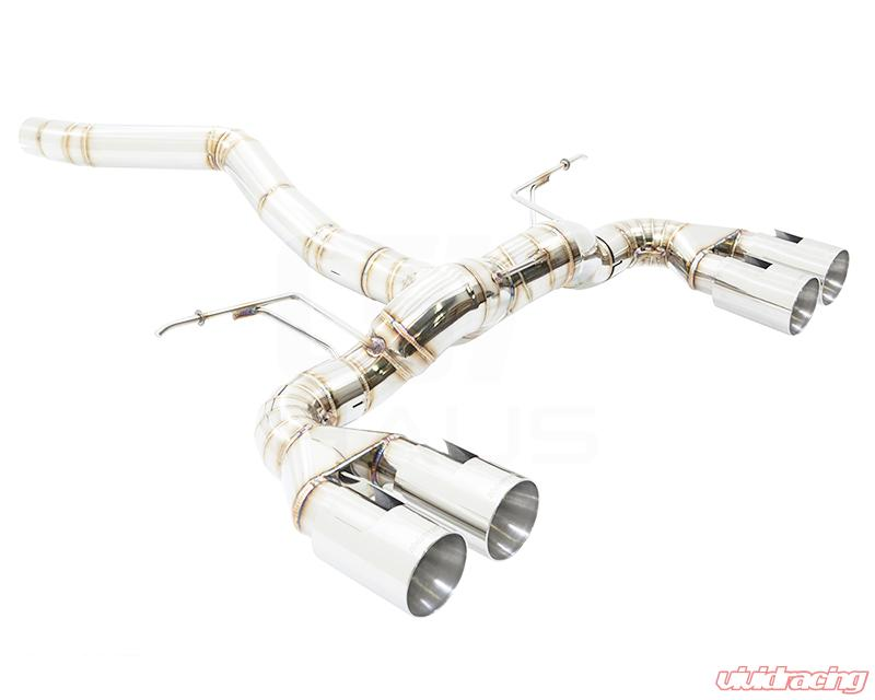 Meisterschaft Stainless Steel Super Gt Racing Ultimate Performance Exhaust With 4x102mm Tips BMW F87 M2 16: Gt Performance Exhaust At Woreks.co