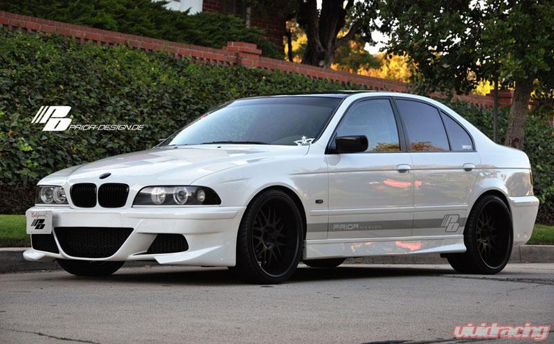 Bmw E39 M5 >> Prior Design Side Skirts BMW 5-Series & M5 E39 97-03 Image1