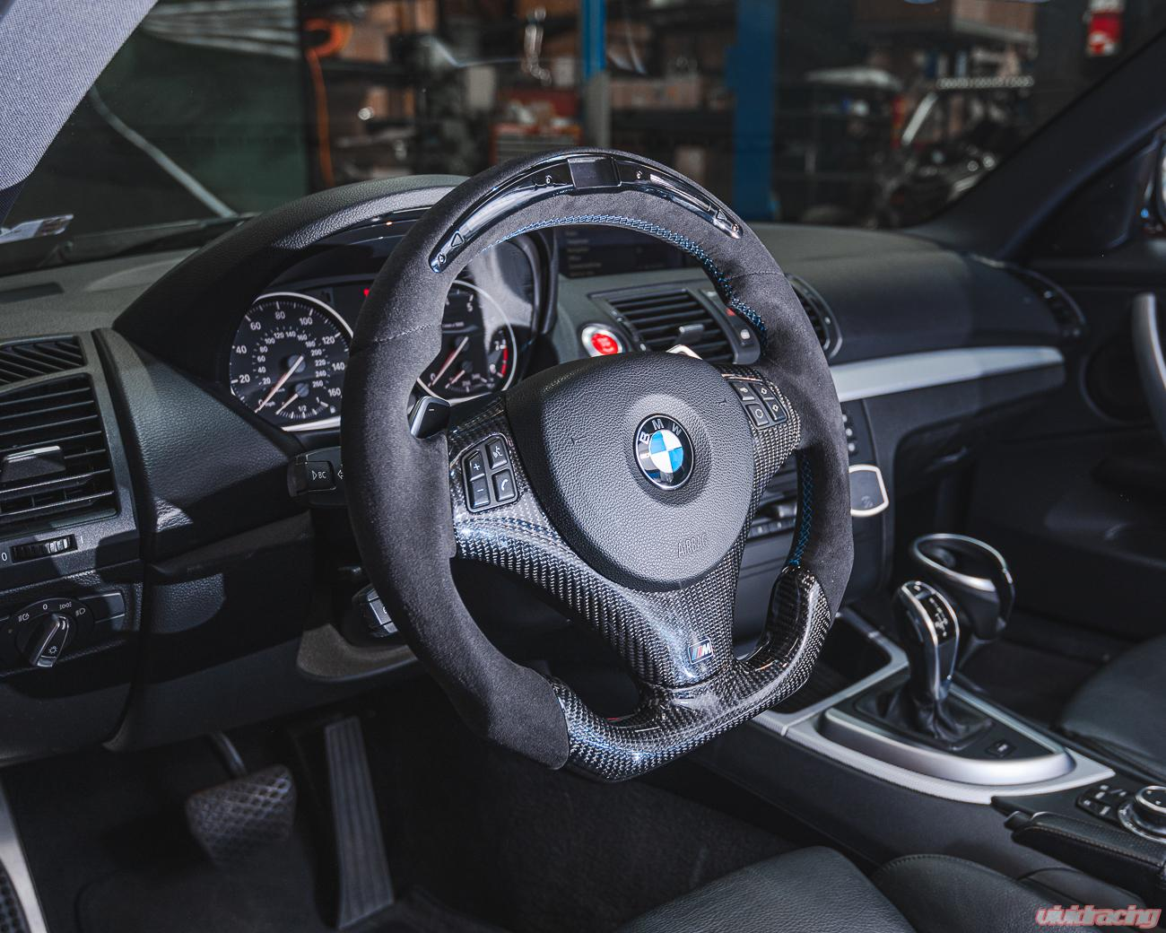Bmw M3 E92 E90 E93 Oem Upgraded Customized Steering Wheel Vr Sw 52