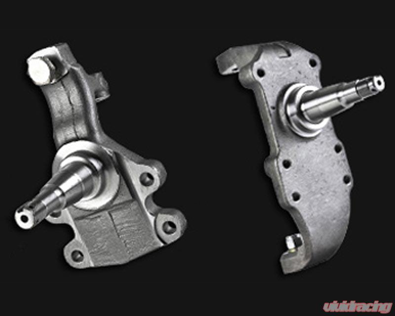 """For 82-04 GM S-Series Pair Belltech 2100 2/"""" Drop Spindle 83-97 Blazer//Jimmy"""