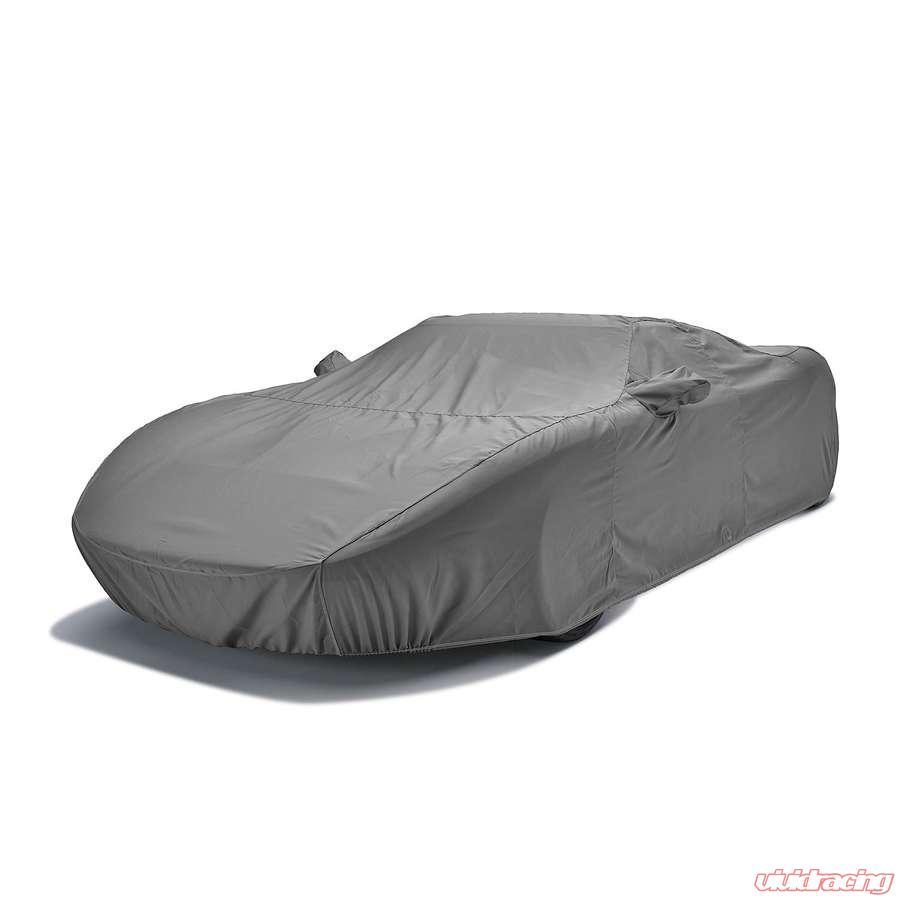 Black Fleeced Satin FS9994F5 Covercraft Custom Fit Car Cover for Select Chrysler Imperial Models