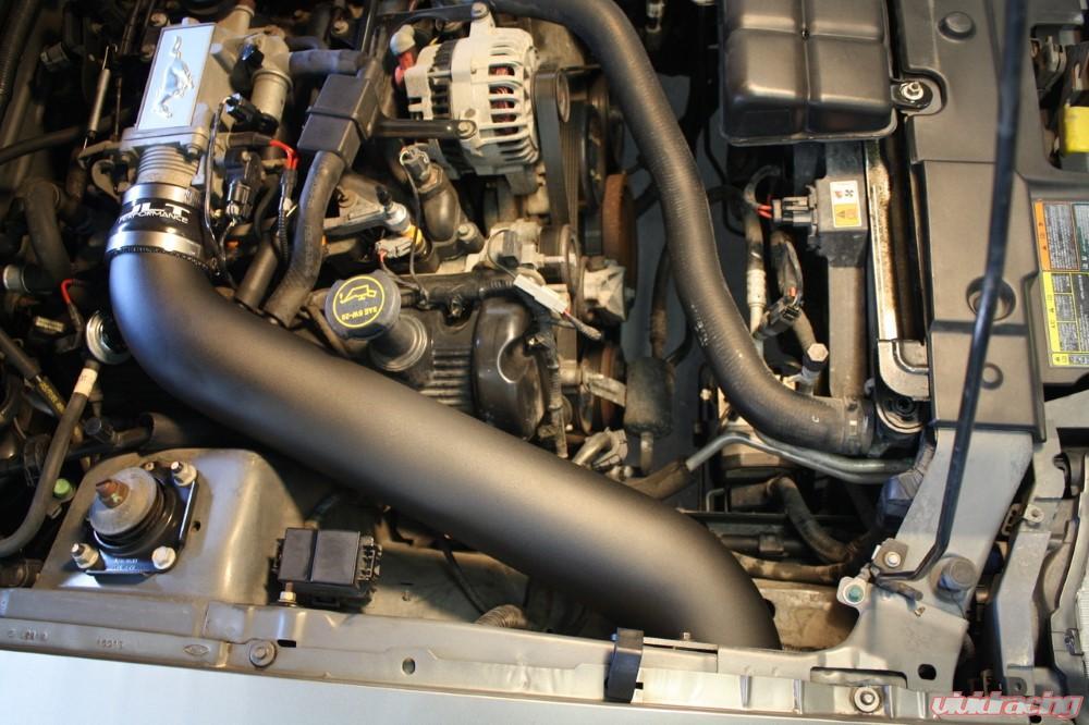 JLT Ram Air Intake Kit 1996-2004 Ford Mustang GT 4.6L
