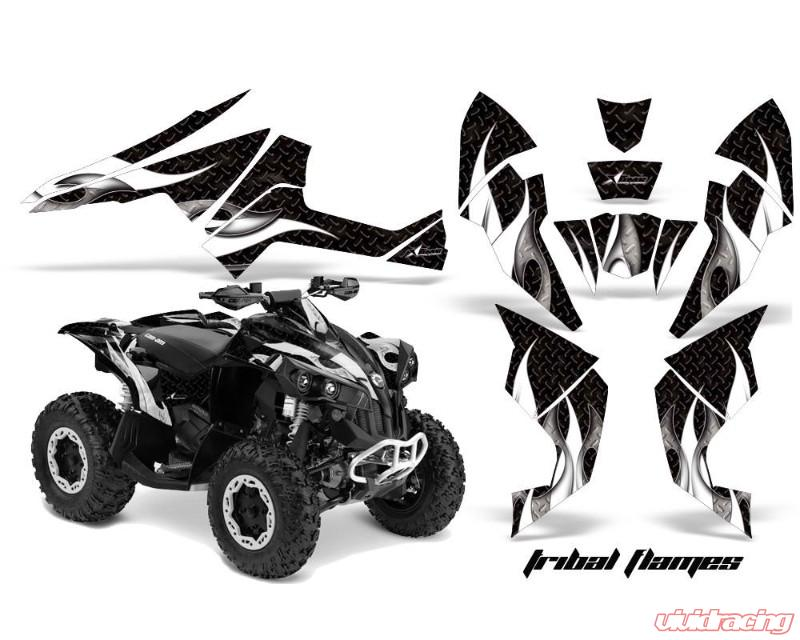 CAN-AM RENEGADE 800//1000 GRAPHIC KIT STICKERS GRAPHICS KIT