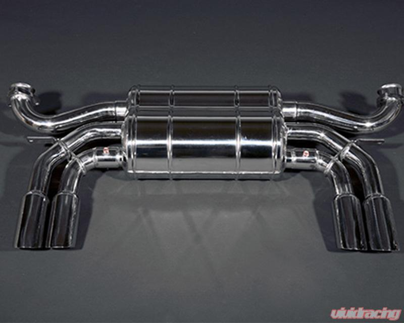 F12 01 Kreissieg F1 Sound Valvetronic Exhaust System Ferrari: Plete Performance Exhaust Systems At Woreks.co
