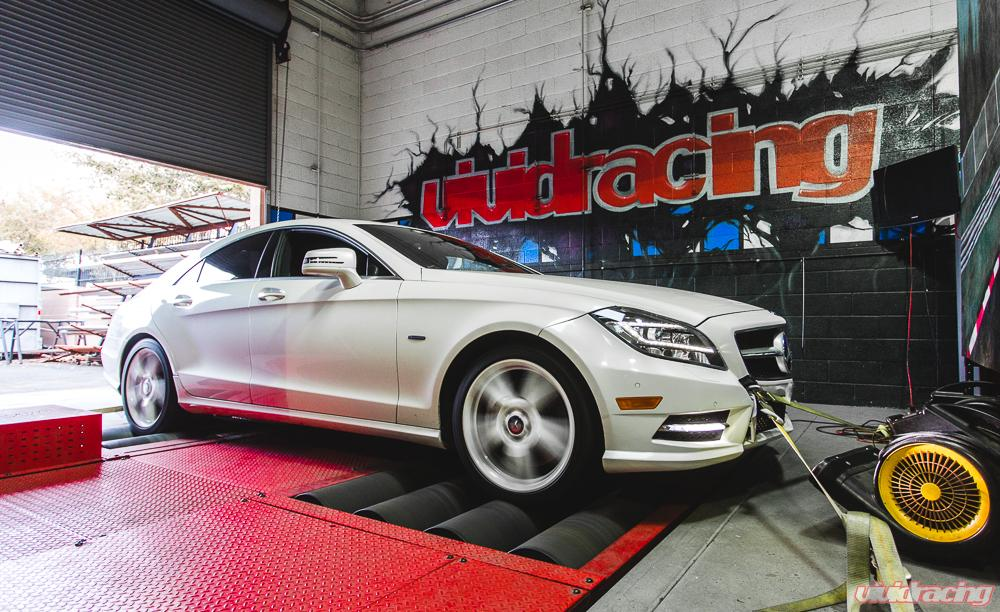 VR Tuned ECU Flash Tune Mercedes CLS550 4 7L V8 Bi-Turbo W218 408HP