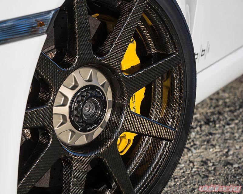 Porsche Gt3 Rs Price >> Carbon Revolution Carbon Fiber Staggered CR-9 Wheel Set Porsche 997 GT3 RS Center Lock 07-09