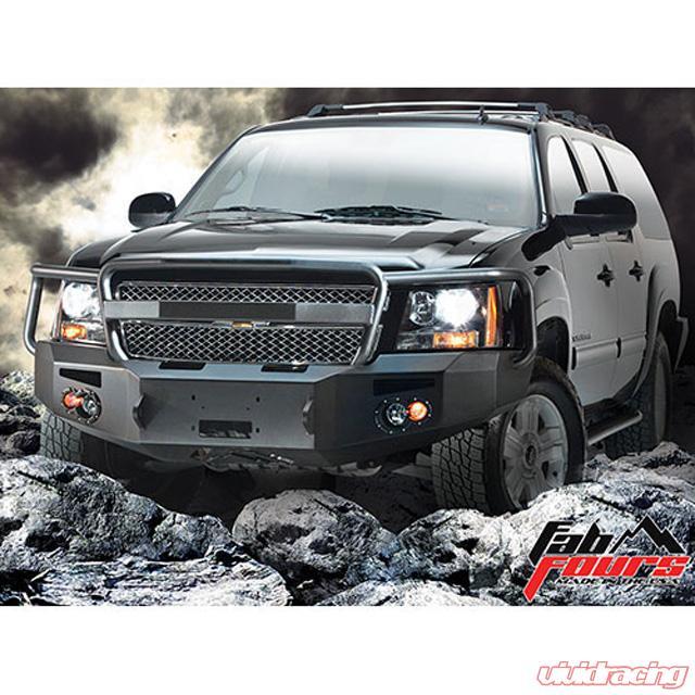 Fab Fours 07-14 Chevrolet Suburban/Tahoe